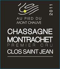 Chassagne-Montrachet1erCruClosSaitJean