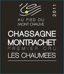 Chassagne-Montrachet1erCruLesChaumees