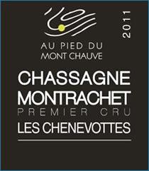 Chassagne-Montrachet1erCruLesChenevottes