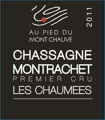 Chassagne-Montrachet1erLesCruChaumeesRouge