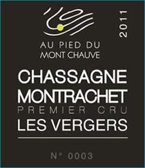 ChassagneMontrachet1erLesVergers