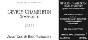 GevreyChambertin Symphonie